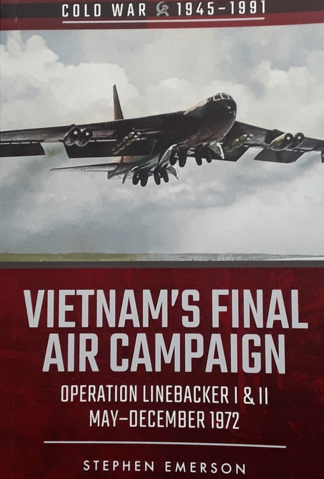 96. OPERATION LINEBACKER VIETNAM WAR